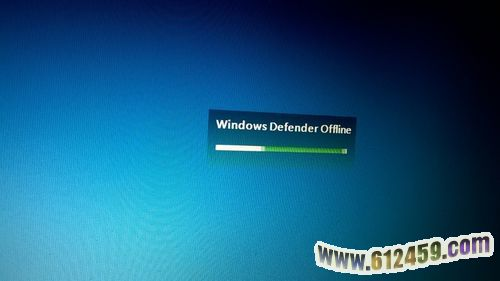 启用Windows 10 1511系统自带Windows Defender Offline 扫描